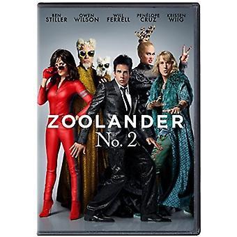 Zoolander 2 [DVD] USA import