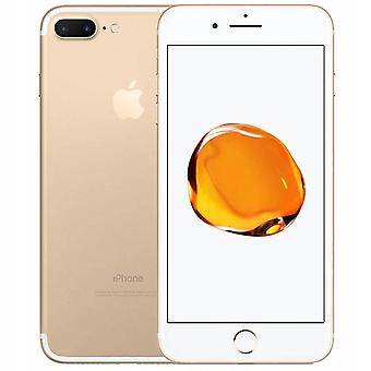 iPhone 7 plus 128GB gold smartphone