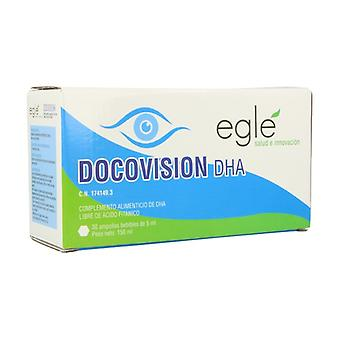 Docovision Dha 30 ampoules of 5ml
