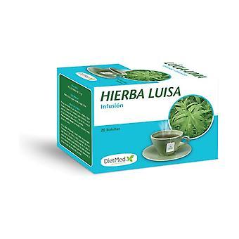 Infusion aux herbes de Luisa 20 unités
