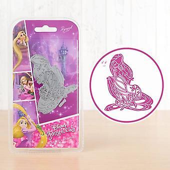 Disney Cutting Dies - Graceful Rapunzel