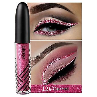 Liquid Glitter Eyeshadow Pencil With Shimmer - Waterproof And Long Lasting Eye