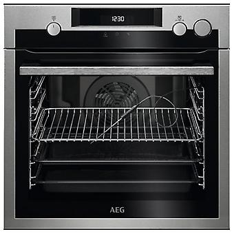Multipurpose Oven Aeg BSE576321M 72 L 3380W (A) Stainless steel