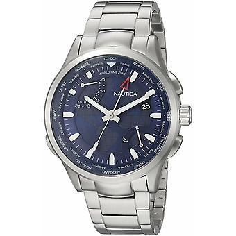 NAPSHG003, Relojes para hombre de Náutica Shanghai -Azul