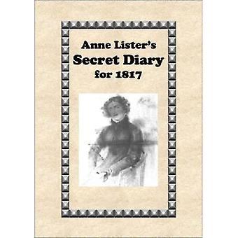 Anne Lister's Geheimes Tagebuch für 1817