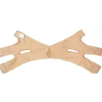 V Shape Facial Slimming Bandage Relaxation Lift Up Belt - Reduce Double Chin Face Thinning