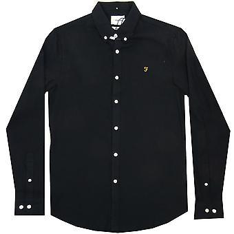 Farah Shirts Minshell LS Slim BD Shirt