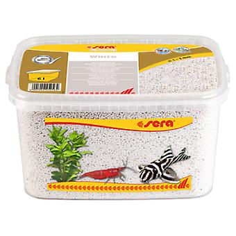Sera Arena Gravel White 1-3 mm (Fish , Decoration , Gravel & sand)
