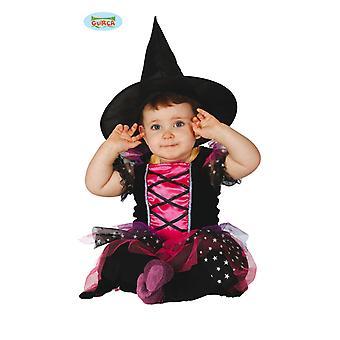 Brujita Babykostüm kleine Hexe Karneval Fasching Walpurgisnacht