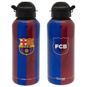 FC Barcelona Aluminium Sports Water Drinks Bottle