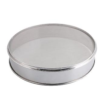 Stainless Steel Flour Fine Mesh Round Sifter 30cm