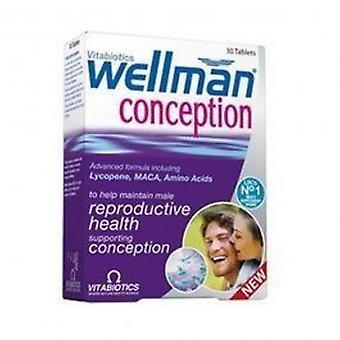 Vitabiotics - Wellman Conception 30 VTabs