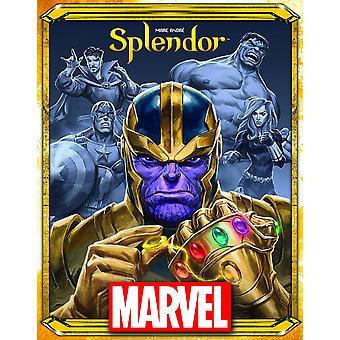 Nádhera: Marvel Edition karetní hra