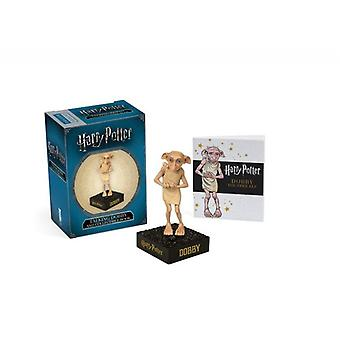 Harry Potter Talking Dobby & Book by Running Press Official Licensed Product