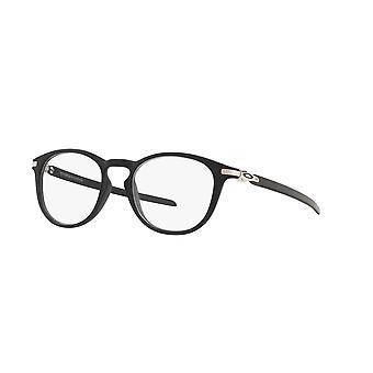 Oakley Pitchman R Carbon OX8149 01 Satin Schwarze Gläser