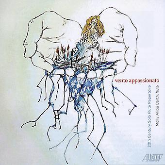 Debussy - Vento Appassionato [CD] USA import