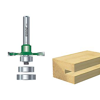 Trend C152 x 1/2 TCT Bearing Guided Biscuit Jointer 4.0 x 37.2mm TREC15212TC