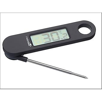 Kitchen Craft Master Class Folding Digit Thermometer MCFOLDTHERM