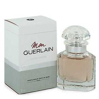 Mon Guerlain av Guerlain Eau de Toilette spray 1 oz (kvinner) V728-547053