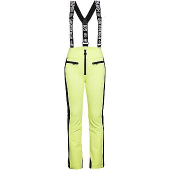 Goldbergh High End Ski Pant - Neon Geel