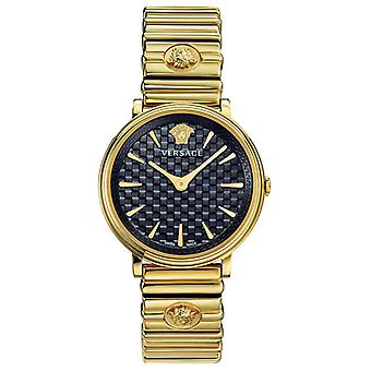 Versace VE8101519 V-Circle women's watch 38 mm