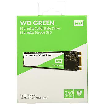 Wd الأخضر 240 جيجابايت الداخلية ssd m.2 sata