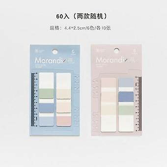 Waterproof Planner Stickers Index Bookmark Stationery Sticky Notes