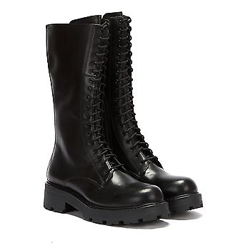 Vagabond Cosmo 2.0 Lace Up High Womens Black Boots