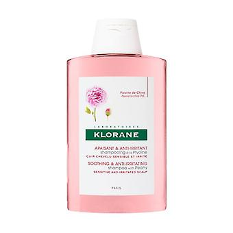 Klorane Peony Shampoo 200 ml
