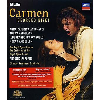 Jonas Kaufmann - Bizet Carmen [BLU-RAY] USA import