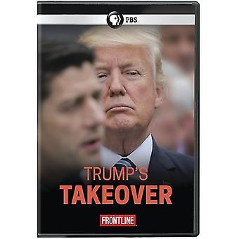 Frontline: Trump's Övertagande [DVD] USA import