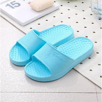 Summer Indoor Couple Family Women/men Hotel Bathroom Bath Sandal Slippers