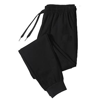Katoen nieuwe Sweatpants Men's Streetwear Pants Fashion Pencil Linnen