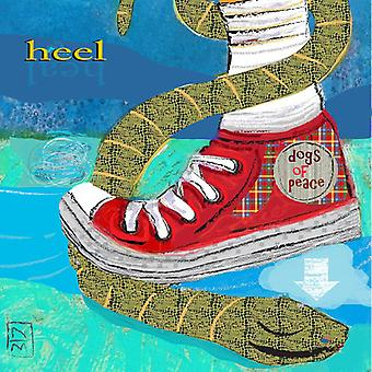 Dogs of Peace - Heel [CD] USA import