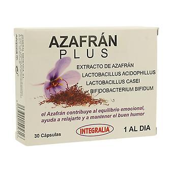 Saffron Plus 30 capsules