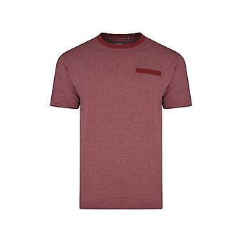 KAM Jeanswear Twisted Weave T-Shirt