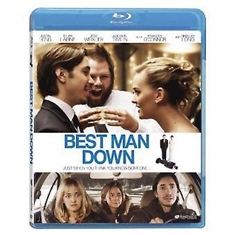 Best Man Down [BLU-RAY] USA import