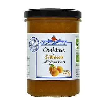 Apricot jam reduced in sugars (-30%) 225 g