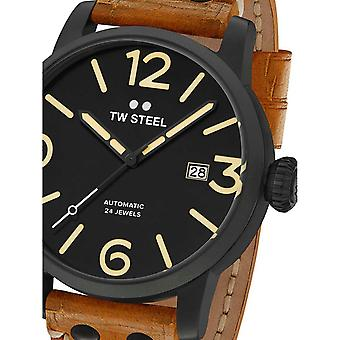 Mens Watch Tw-Steel MS36, Automatic, 48mm, 10ATM