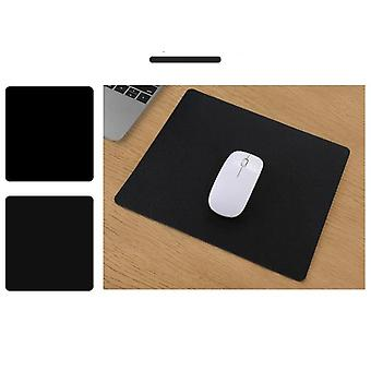 Double-side Pu Mouse Pad Anti-slip Natural Rubber Game Desk Mat