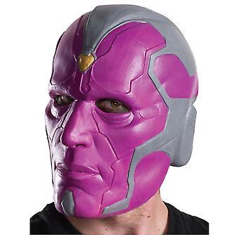 Masque 3/4 Vision Captain America Civil War adulte