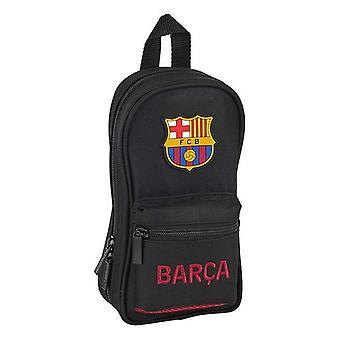 Lyijykynäkotelo Reppu F.C. Barcelona Musta (33 kpl)