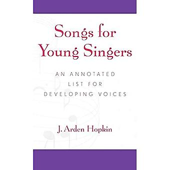 Songs For Young Singers
