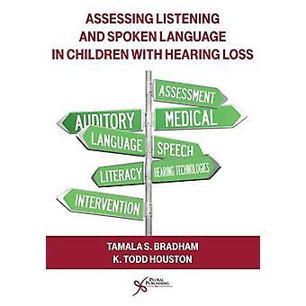 Assessing Listening Amp Spoken Langua