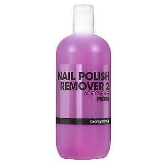 Salon System Nail Polish Remover - Non Acetone