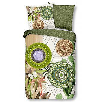 bed cover Ashika 140 x 220 cotton multi-coloured