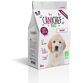 Canichef No Cereals Bio Puppy Croquettes (Dogs , Dog Food , Dry Food)