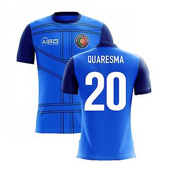 2020-2021 Portugal Airo Concept 3rd Shirt (Quaresma 20)