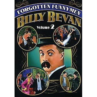 Forgotten Funnymen-Billy Bevan 2 [DVD] USA import