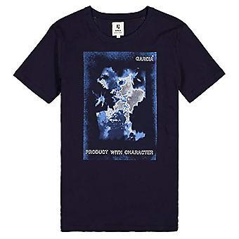 Garcia B11202 T-Shirt, Dark Moon, M Man